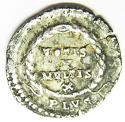 Ancient Roman Silver Siliqua of Julian II Struck at Lyons France - picture 2