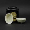 Miniature Creamware Grape Mould. - picture 1