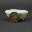 Miniature Creamware Grape Mould. - picture 3