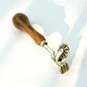 Brass pastry tool. - picture 3
