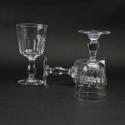 7 Crystal Wine Glasses - picture 3