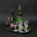 Crystal Liquer Glasses - picture 1