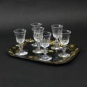 Crystal Liquer Glasses - picture 2