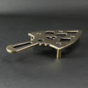 Brass Iron Stand - picture 2