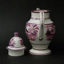 House Pattern Coffee Pot - picture 4