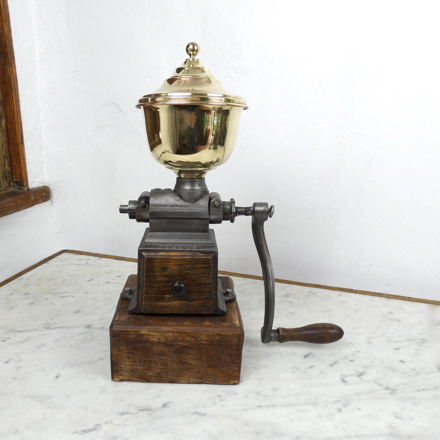 Early Peugeot Coffee Mill