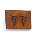 Fruitwood Sugar Mould - picture 1