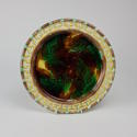 Majolica Plates with Pierced Borders. - picture 4