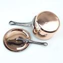 Small Copper Saucepan. - picture 3
