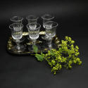 Crystal Port or Sherry Glasses - picture 1