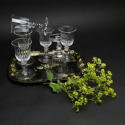 Crystal Port or Sherry Glasses - picture 2