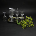 Crystal Port or Sherry Glasses - picture 3