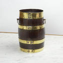 Small, Brass Bound Barrel - picture 3