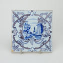 French Faience Tiles - picture 1