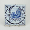 French Faience Tiles - picture 4