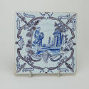 French Faience Tiles - picture 7