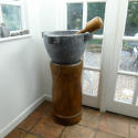 Court Mortar and Pestle - picture 1