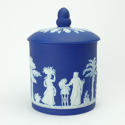Biscuit Jar and Cover - picture 1