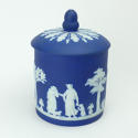 Biscuit Jar and Cover - picture 5