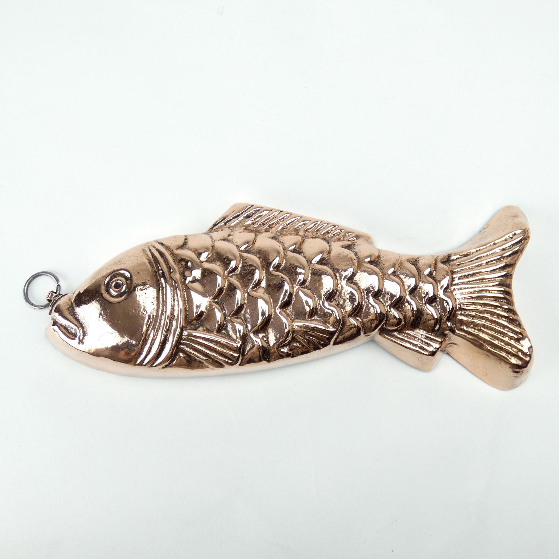 19th C. Fish Mould