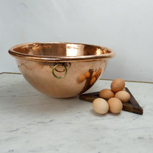 French Egg Whisking Bowl