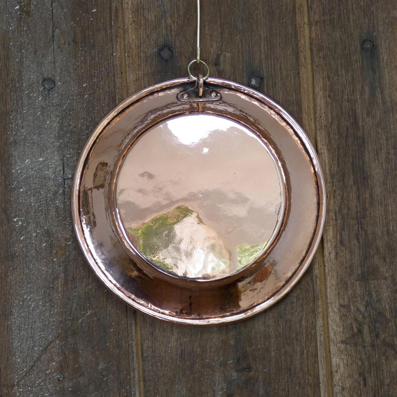 Circular Pie Plate