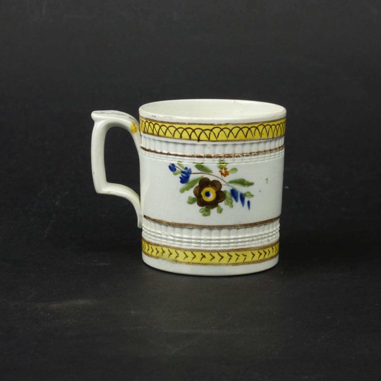 Prattware Child's Mug