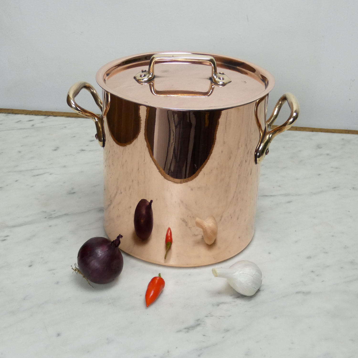 Small, French stockpot