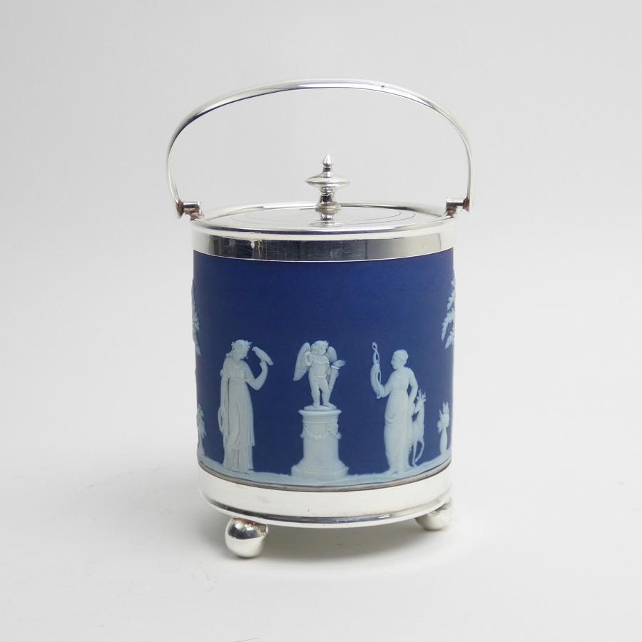 Small biscuit barrel