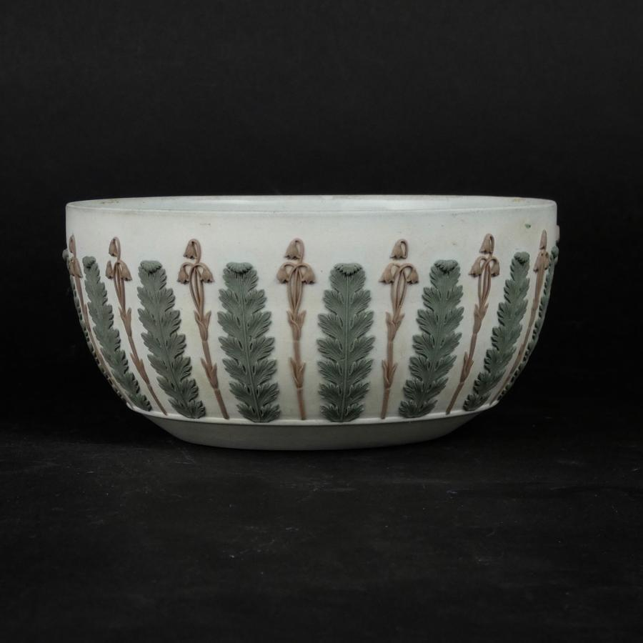 3 colour jasper bowl
