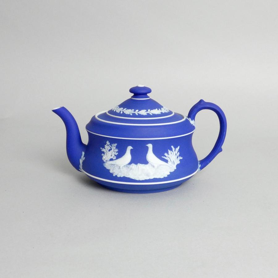 Wedgwood teapot made for Capperns