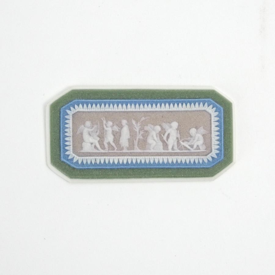 Rare, 18th century Wedgwood, 4 colour jasper cameo