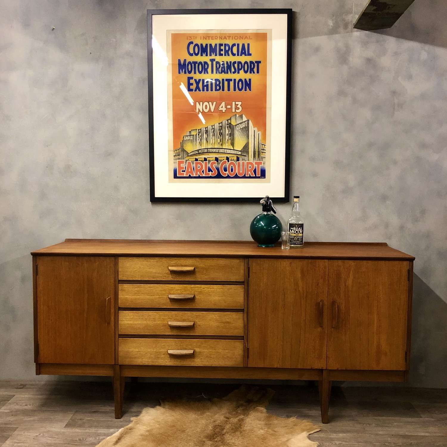 Midcentury sideboard by Stag