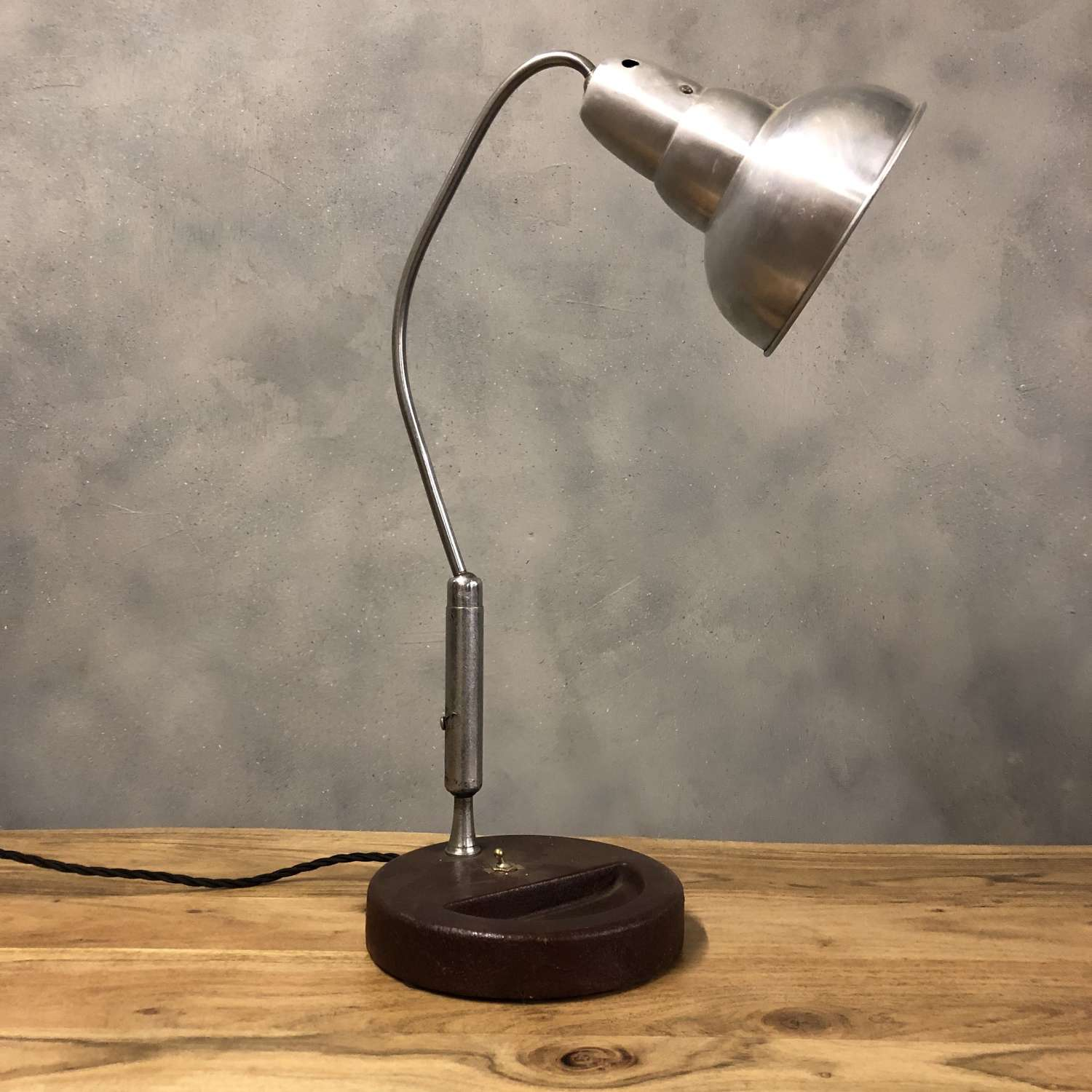 1930s Industrial lamp