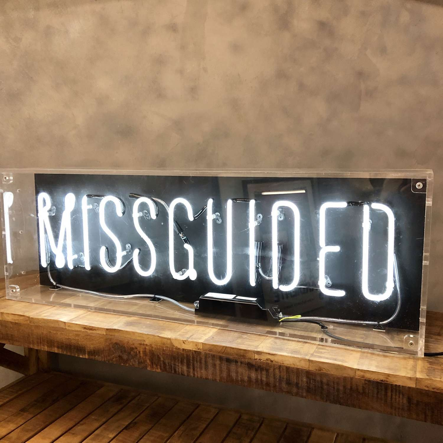 Neon 'Missguided'
