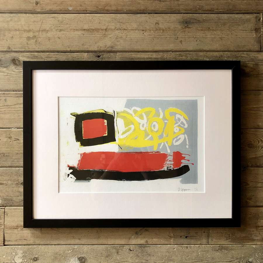Fine Artist Dale Kerrigan Limited Edition Print Framed no 6