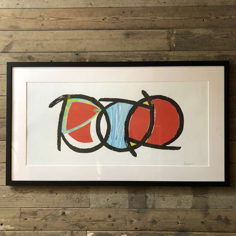 Fine Artist Dale Kerrigan Limited Edition Print Framed no 3