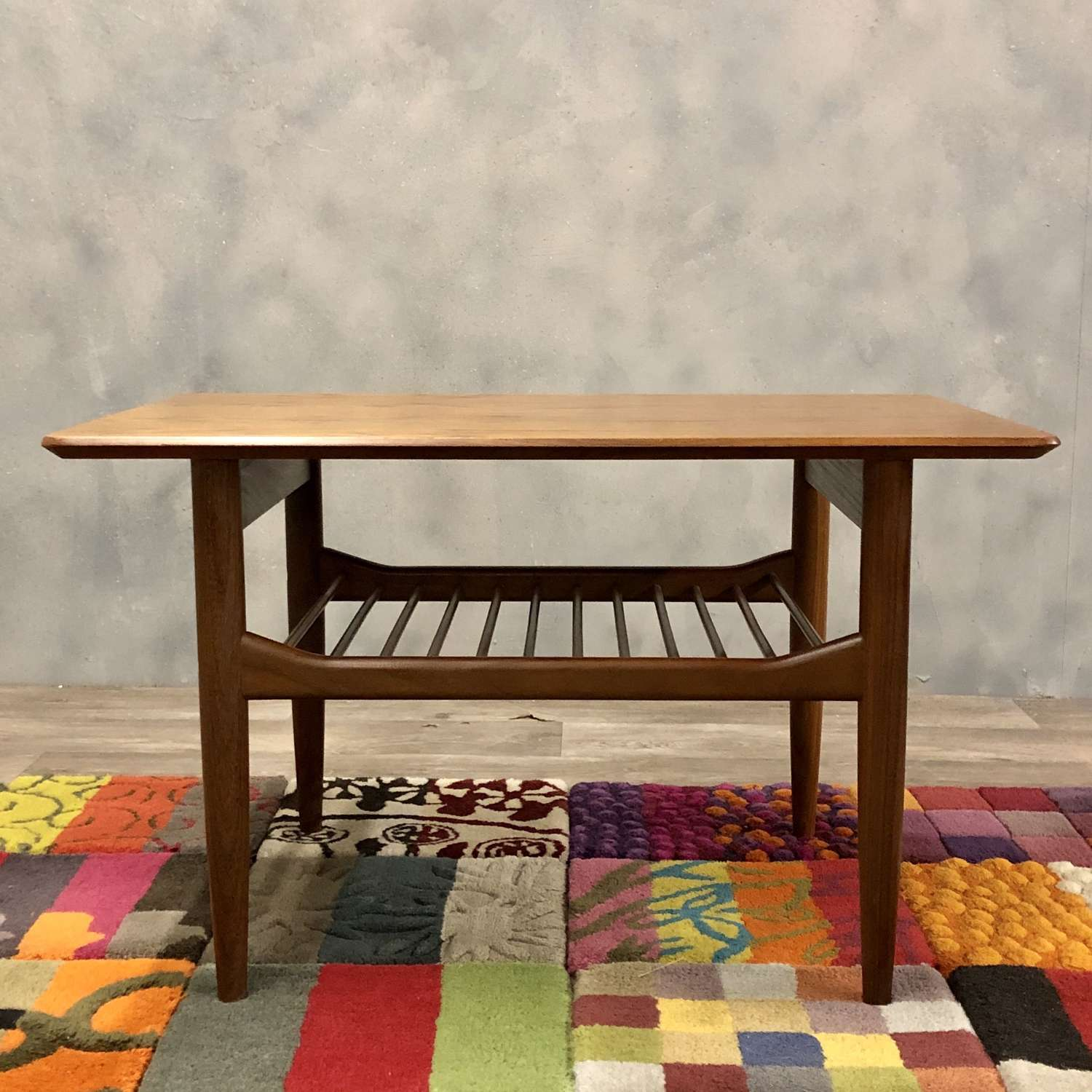 A stunning & rare midcentury Kofod Larsen for Gplan coffee table