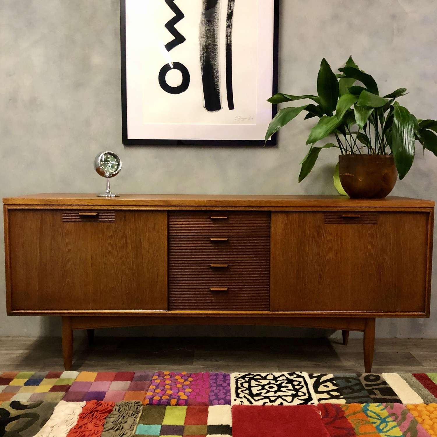Midcentury sideboard by Dalescraft