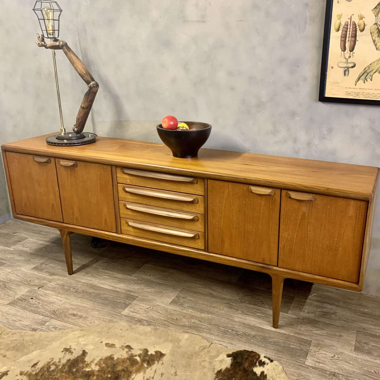 Midcentury sideboard A Younger