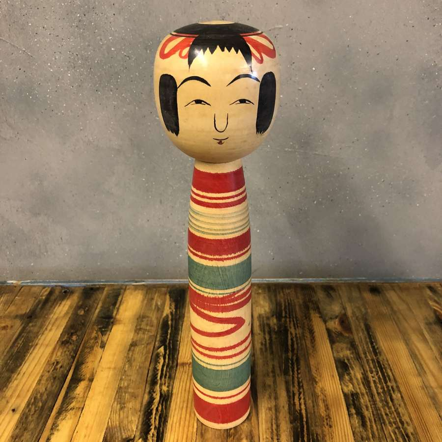 Vintage Japanese Kokeshi doll #017 LARGE*