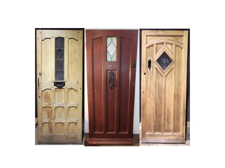 Oak/Cottage Doors
