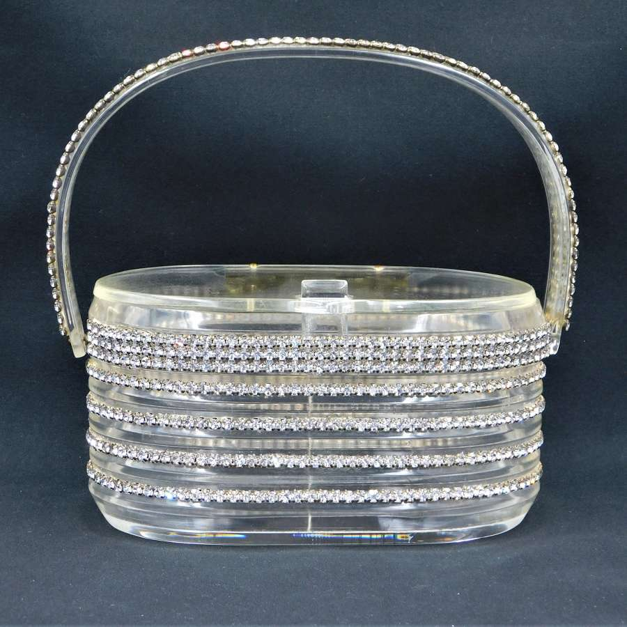 Wilardy Lucite Bag