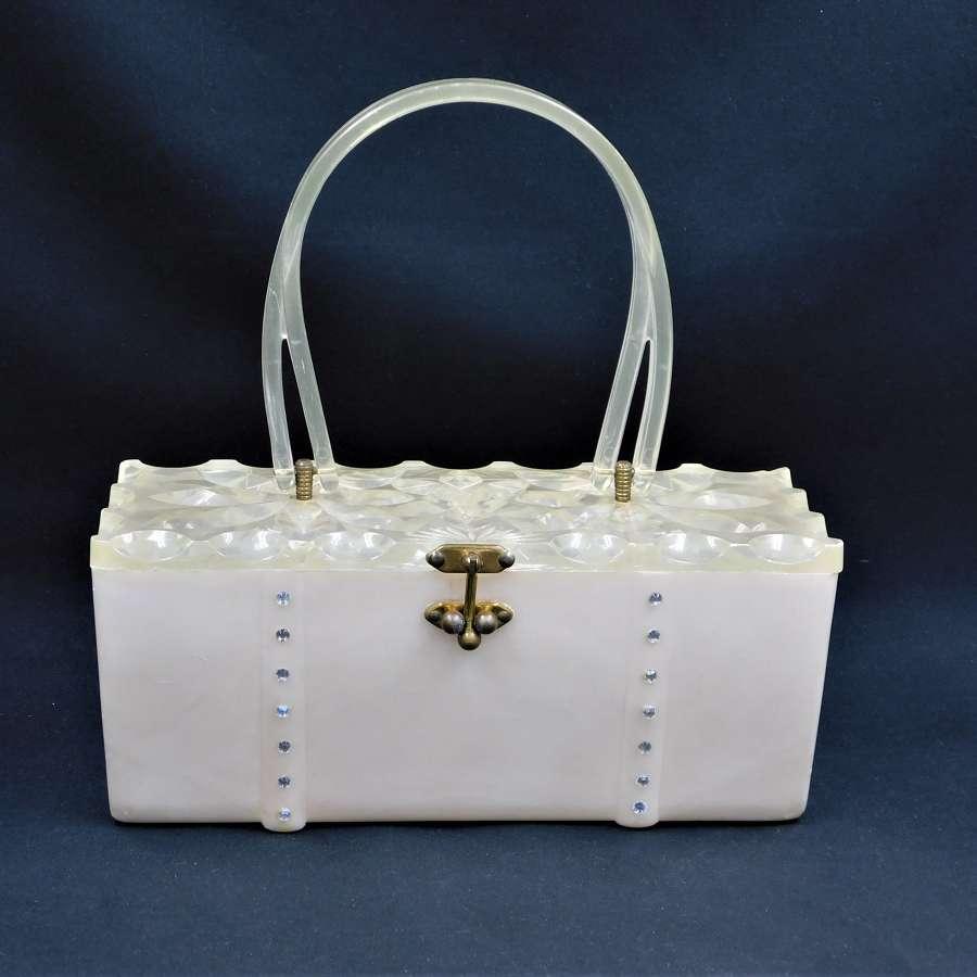 1950's Lucite Bag