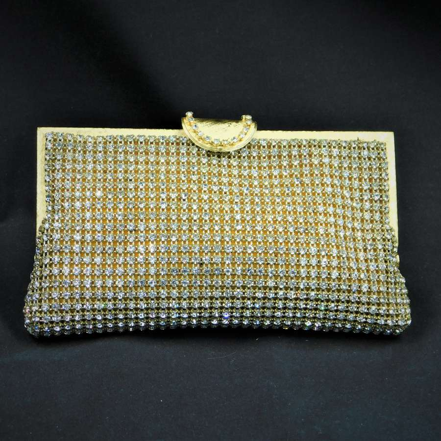 Oroton Diamante Clutch Bag