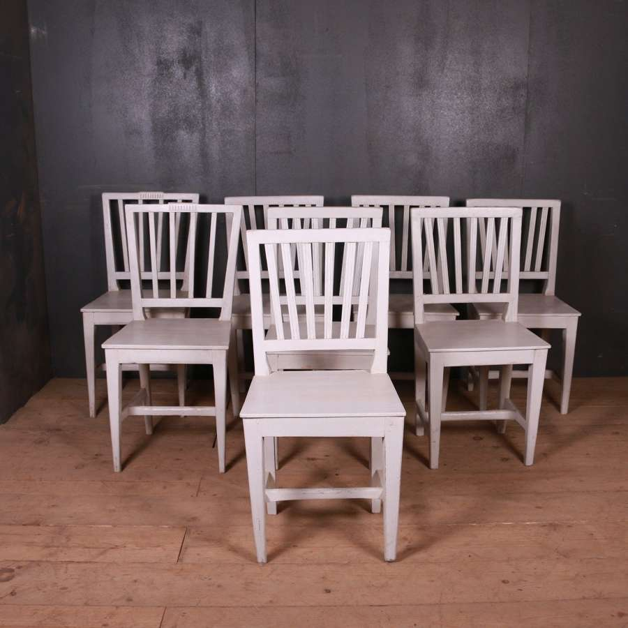 Swedish dining chairs