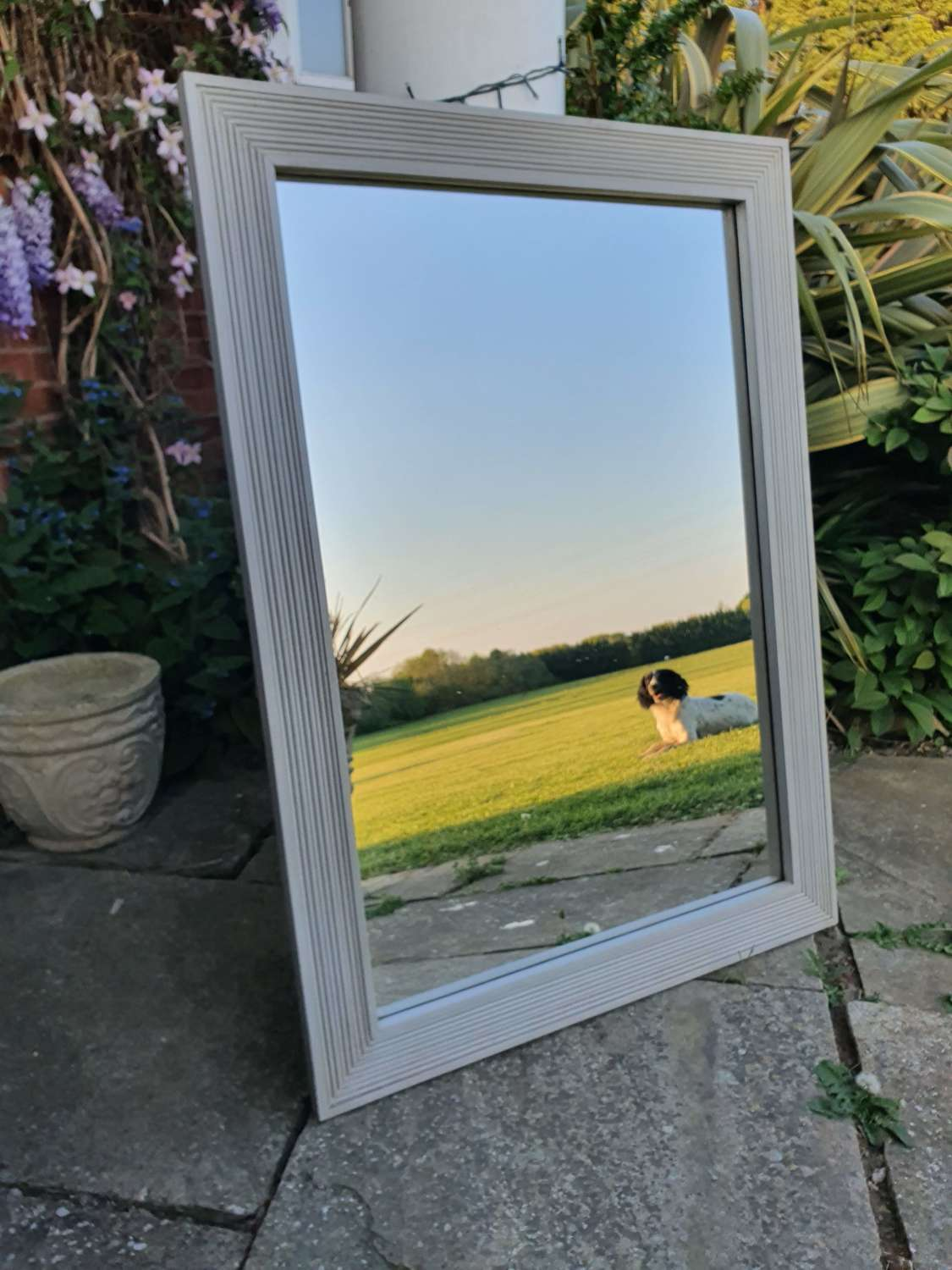 Bespoke Swedish Style Mirror