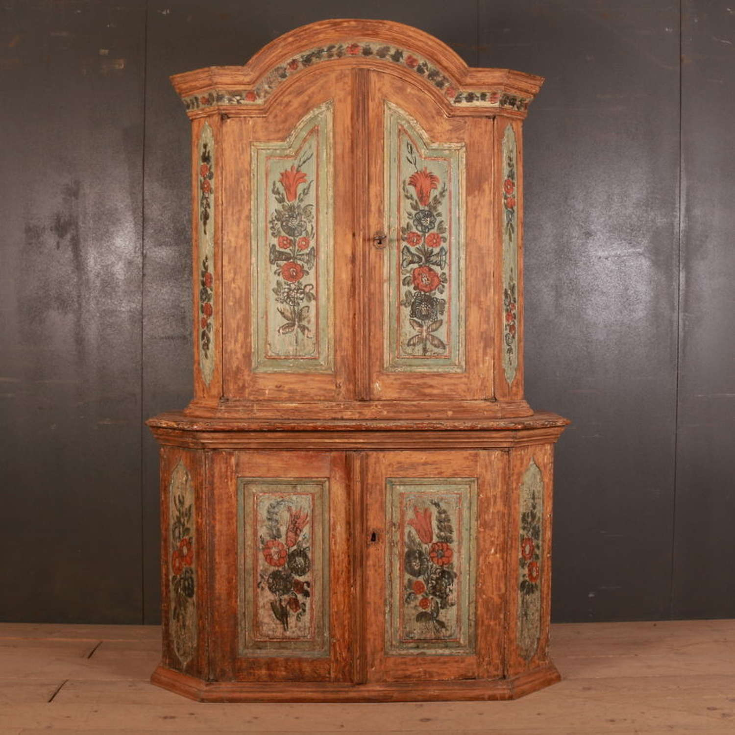 Gustavian Swedish Cupboard