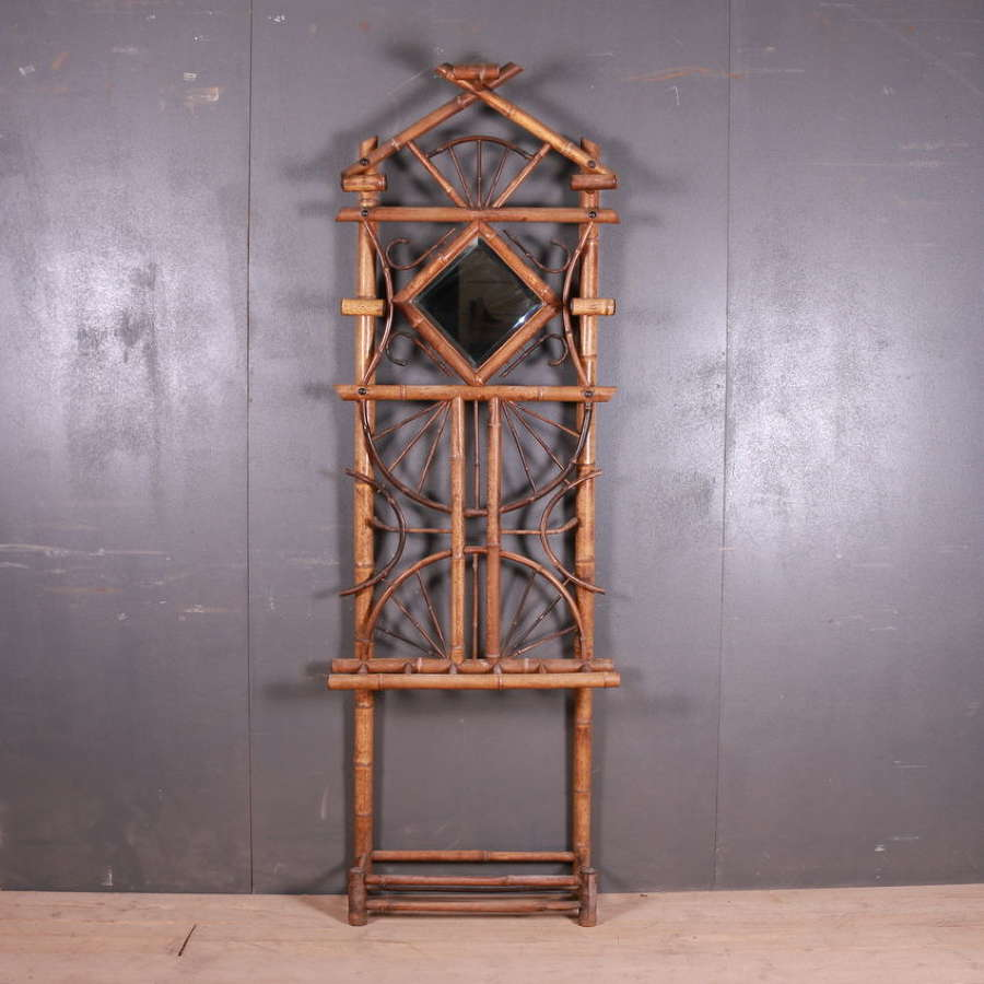 French Bamboo Umbrella Stand