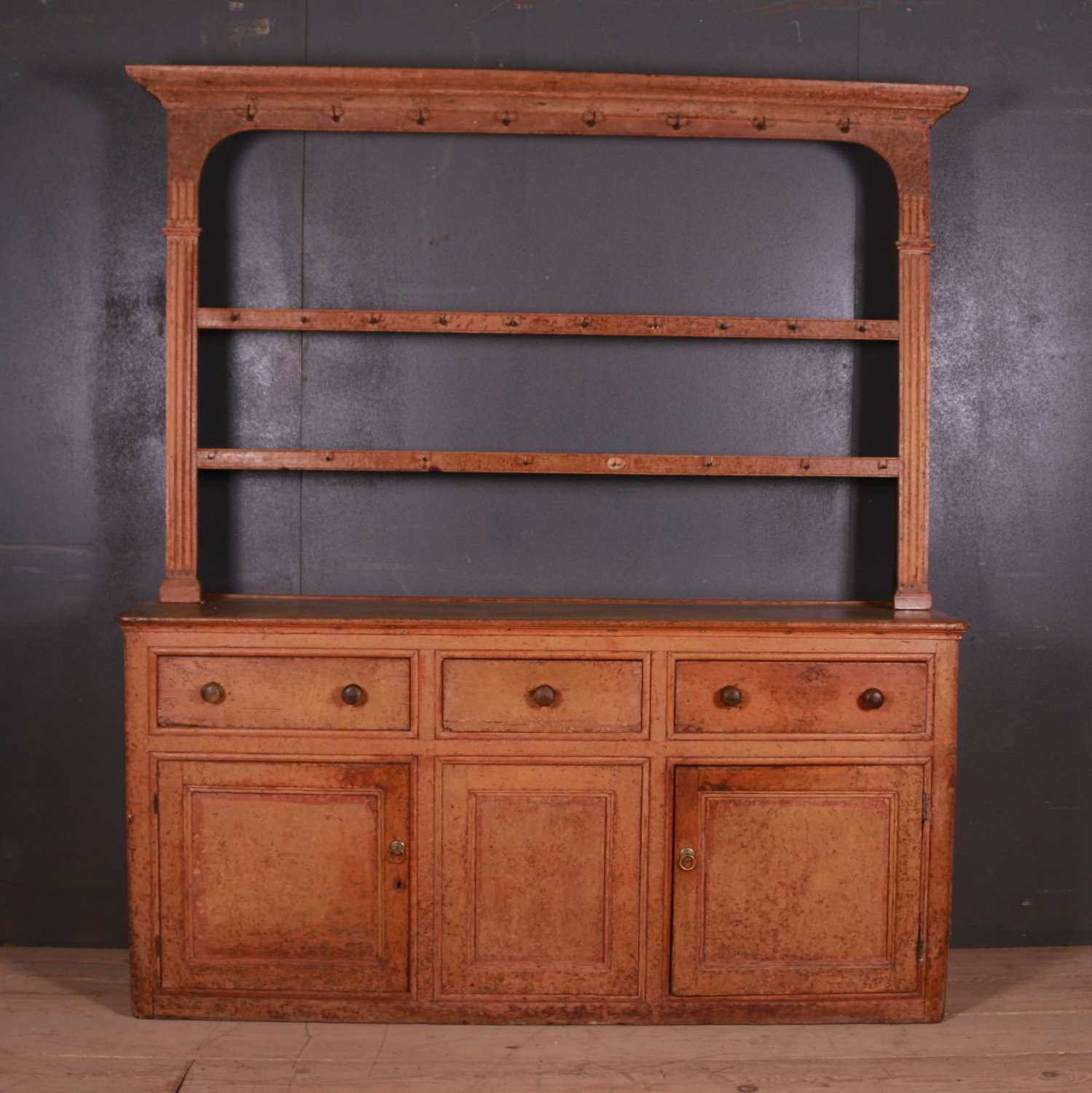 Original Painted West Country Dresser